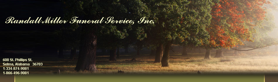 Randall Miller Funeral Service, Inc.